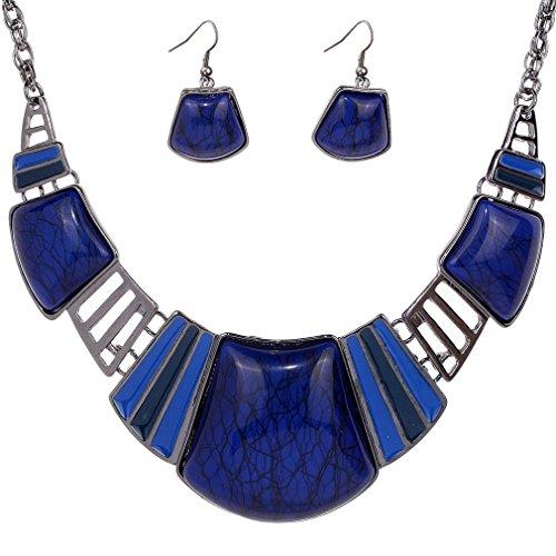 yazilind-vintage-ethnique-collier-ruban-tibetain-sapphire-bib-bleu-turquoise-collier-boucles-doreill