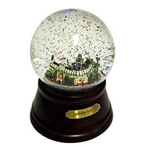 MLB Anaheim Angels Edison Field Anaheim Angles Musical Globe by Sports Collector