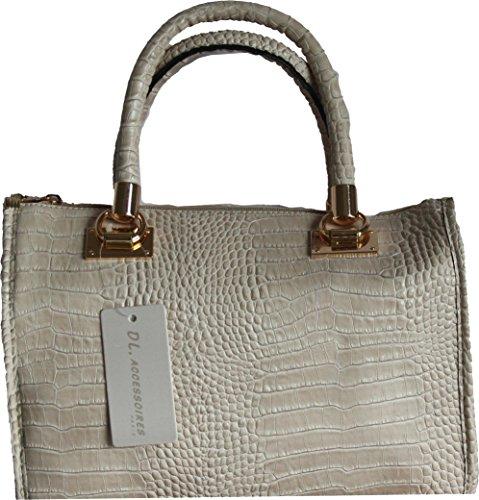 H&G Ladies Designer Tote \ spalla borsa di accessori DL - Parigi
