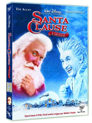 Santa Clause e' nei guai [IT Import]