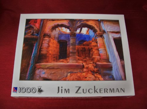 1000-piece Jigsaw Puzzle by Sure-Lox: Jim Zuckerman Collection - ARCHITECTURE: PURI, INDIA.... - 1