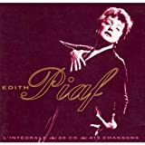 L' Int�grale (Coffret 20 CD)par Edith Piaf