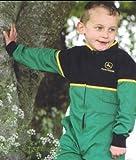 John Deere Childs Overalls Size 1 - 2 Years