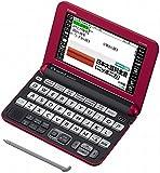 カシオ 電子辞書 エクスワード 生活・教養モデル XD-Y6500RD レッド コンテンツ140