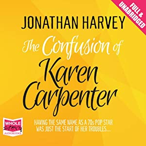 The Confusion of Karen Carpenter Audiobook