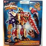 Deluxe Thundersaurus Megazord Power Rangers Dinothunder