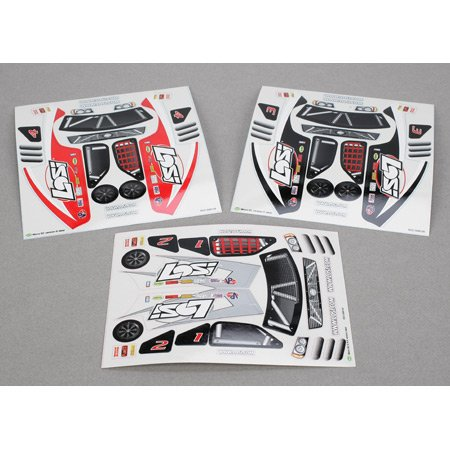 Micro SCT Sticker Set - 1