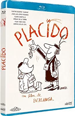 Placido (1961) ( Plácido ) [ Blu-Ray, Reg.A/B/C Import - Spain ]