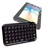 Clavier Bluetooth compatible avec tablette CnM Touchpad II Tablet PCpar Duragadget
