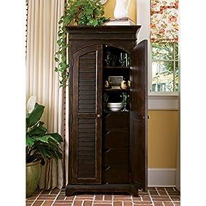 Paula Deen Home Utility Cabinet - Tobacco