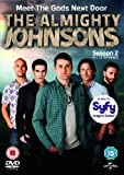 The Almighty Johnsons - Series 2 [DVD] [2012]