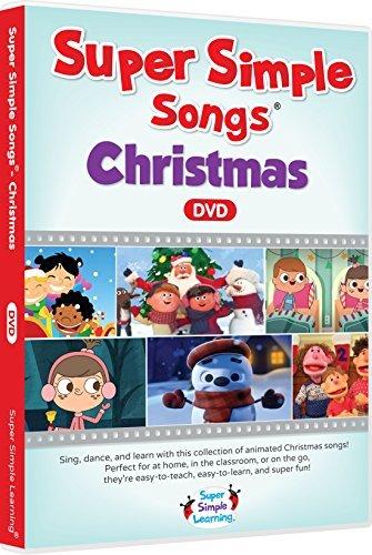 Super Simple Songs - Christmas DVD