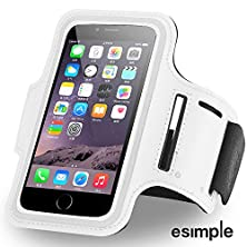 buy Tribe Esimple Premium Tribe Running Sports Armband Screen Protector For Iphone 6S, 5, 5S, 5C With Key Holder- For Guys And Girls_[Lifetime Warranty]