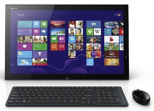 Sony VAIO SVT21218CXB 21.5-Inch All-in-One Touchsc