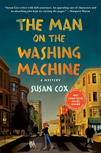 The Man on the Washing Machine: A Mystery (Theo Bogart Mysteries)