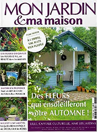 Mon jardin et ma maison magazines - Mon jardin ma maison abonnement ...