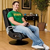 Ace Bayou 4.1 Pro Series X-Rocker Pedestal Wireless Game Chair 5129601