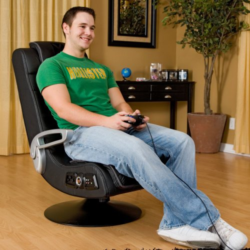 To 10 Best Rated Chairs for Video Games Reviews 2016-2017 cover image