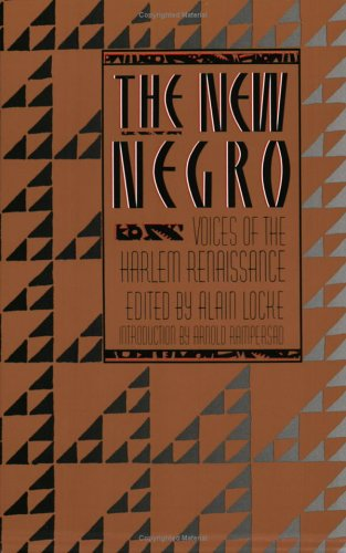 Image for The New Negro : Voices of the Harlem Renaissance