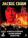 echange, troc Coffret  Jackie Chan 3 DVD : Le Poing de la vengeance / La Hyene intrépide / Island Of Fire