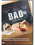 Bad Teacher (Unrated) Bilingual