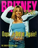Britney Spears: Oops...I Did it Again!
