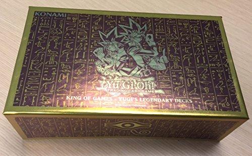 Yugi's Legendary Decks- King of Games