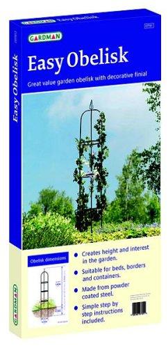 Gardman Easy Garden Obelisk 1.63m