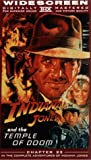 Indiana Jones and the Temple of Doom (Widescreen) [VHS]