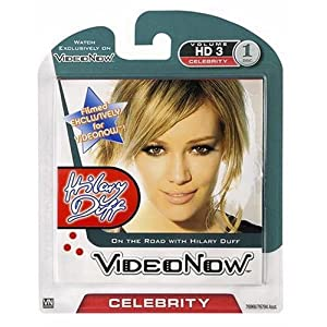 Videonow Personal Video Disc: Hilary Duff 3