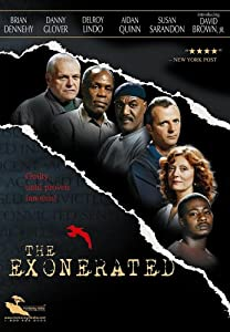 "Cover of ""The Exonerated"""