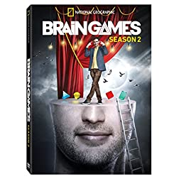 Brain Games Season 2 Repackaged
