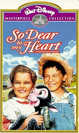 So Dear to My Heart [VHS]