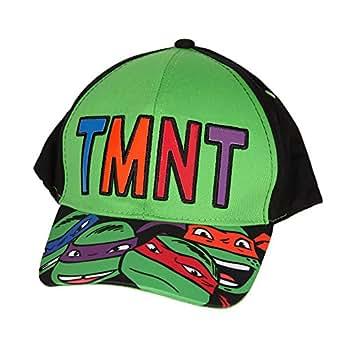 Amazon.com: TMNT Ninja Turtles Toddler Baseball Cap Hat