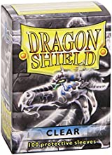 Dragon Shields Protective Sleeves 100-Pack Clear