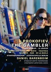 Prokofiev: The Gambler [DVD] [2009] [2010]