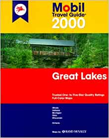 Mobil Travel Guide to Great Lakes (Mobil Travel Guide