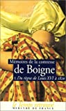 Mémoires de la comtesse de Boigne, née d'Osmond par Boigne
