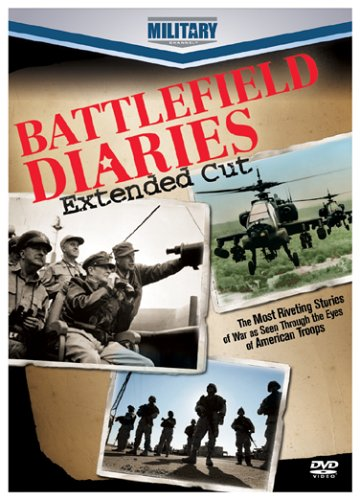 Cover art for  Battlefield Diaries
