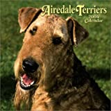 Airedale Terriers 2004 Calendar