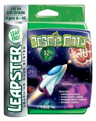 Leapster Arcade: Cosmic Math - 1