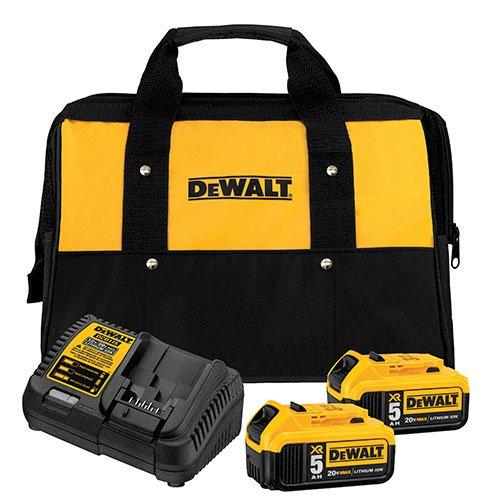 dewalt-dcb205-2ck-20v-max-50ah-starter-kit-with-2-batteries