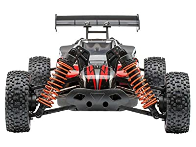 DHK Wolf 2 1/10 4WD RTR Buggy w/6CNiMH Batt & Charger