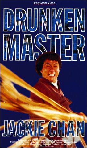 Drunken Master [VHS]