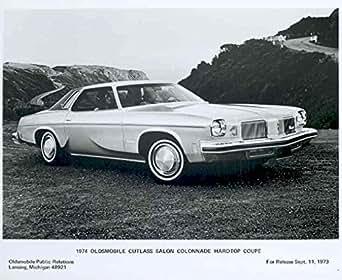 1974 oldsmobile cutlass salon colonnade coupe automobile for 1974 cutlass salon