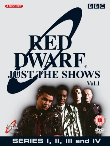 Red Dwarf: Just The Shows (Vol. 1) (Series 1-4)