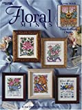 echange, troc Design Works Crafts Inc - Floral Minis (Leisure Arts #3306)