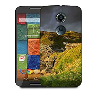 Snoogg Beach Side View Designer Protective Phone Back Case Cover For Moto X 2nd Generation
