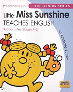 Little Miss Sunshine Teaches English Amazon Co Uk Software
