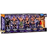 Mattel WWE Wrestling Exclusive Wrestlemania Collection Action Figure 6-Pack